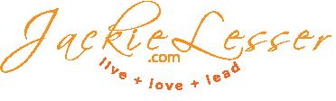 JackieLesser.com Logo